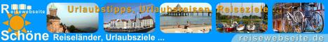 Urlaubsziele und Reisen